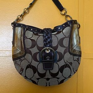 Reduced!! Beautiful coach bag